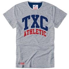 Camiseta TXC Cinza Mescla 1158