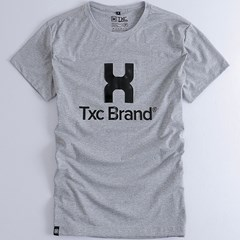 Camiseta TXC Cinza Mescla 1218
