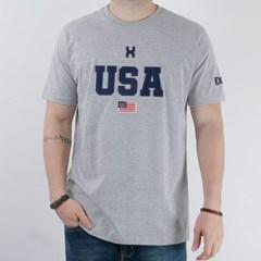 Camiseta TXC Cinza Mescla 1256