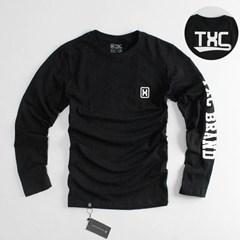 Camiseta TXC Manga Longa Preta 1159