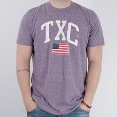Camiseta TXC Roxo Mescla 1274