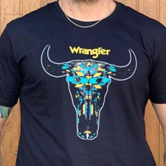 Camiseta Wrangler WM8055PR