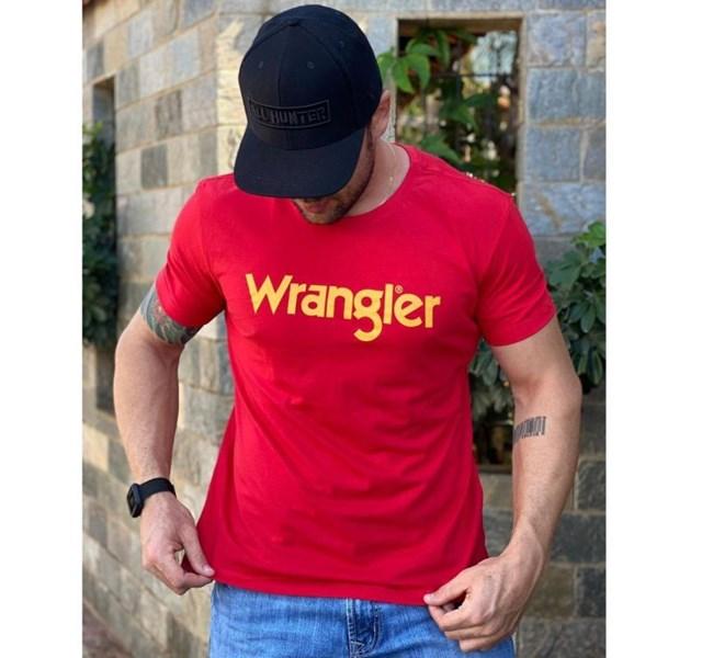 Camiseta Wrangler WM8107VM