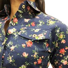 Camisete Apache Floral AP09-16
