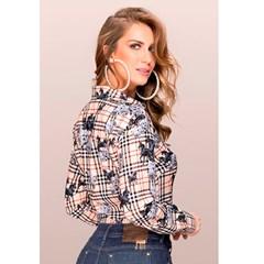 Camisete Buphallos Jeans Estampado 8156