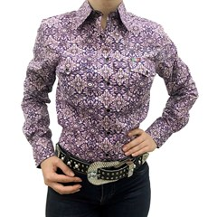 Camisete Mexican Shirts Floral 0067-01-MXS