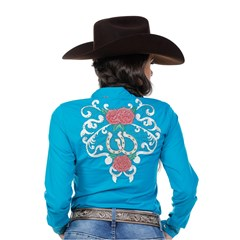 Camisete Miss Country Cowgirl 305