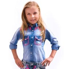 Camisete Miss Country Infantil Rubelita 077