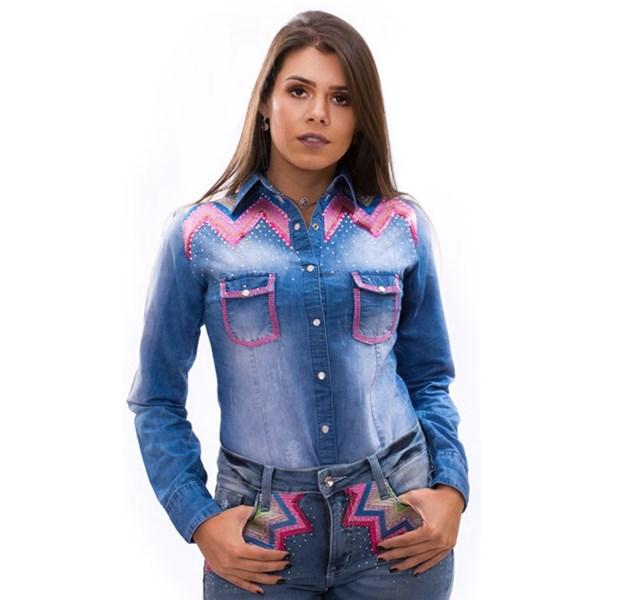 Camisete Miss Country Rubelita 076