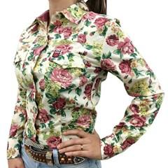 ... Camisete Os Vaqueiros Floral 8009-NEW 2ed12d286e1