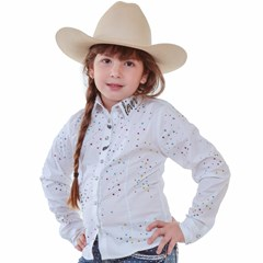 Camisete Zenz Western Kids Pop ZW0120062