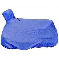 Capa Partrade para Sela de Nylon Azul 244685