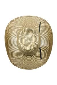 Chapéu American Hat Amarelo/Cinza 3200