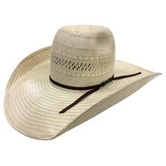 Chapéu American Hat Branco/Cru 854 Poli Rope