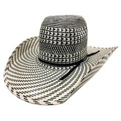 Chapéu American Hat Preto/Branco 6110