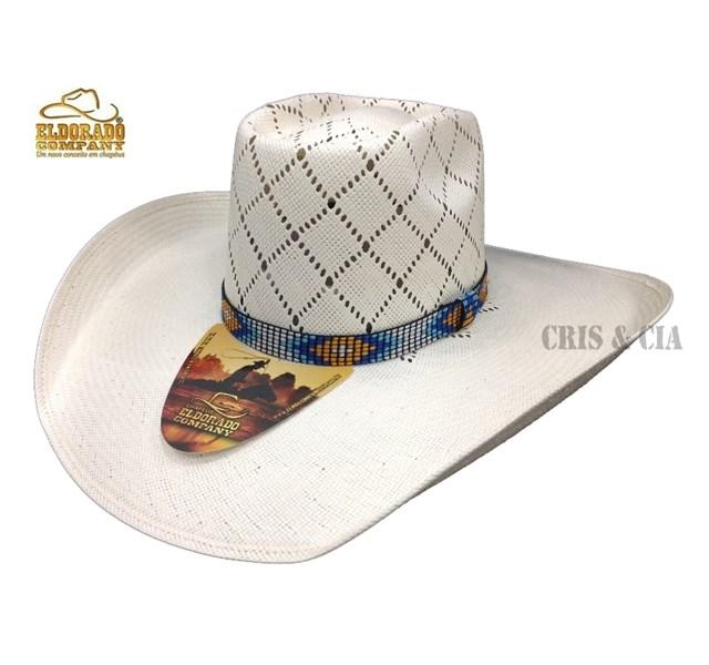 7cbb6ffdeed64 Chapéu Eldorado 20x American Bulls - Crisecia