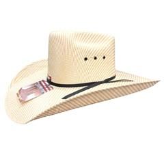 Chapéu Lone Star Importado 20x Bull 2T Amarelo/Branco