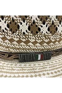 Chapéu Mexican Hats 20x Costa Rica Bicolor MH3033