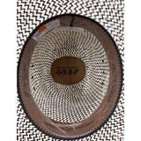 Chapéu Mexican Hats 20x Vera Cruz Branco/ Preto MH3035