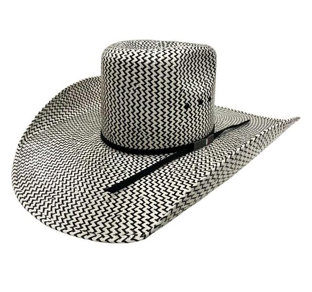 Chapéu Mexican Hats 20x Vera Cruz Branco  Preto MH3035 - Crisecia 7ca79b4e2af