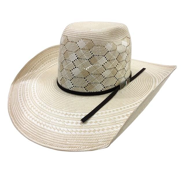 Chapéu Mexican Hats 30x Sanluis Palha Bicolor Crisecia