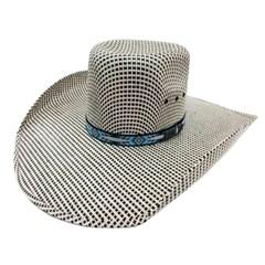 Chapéu Mexican Hats Guadalupe Lona Mescla Preto