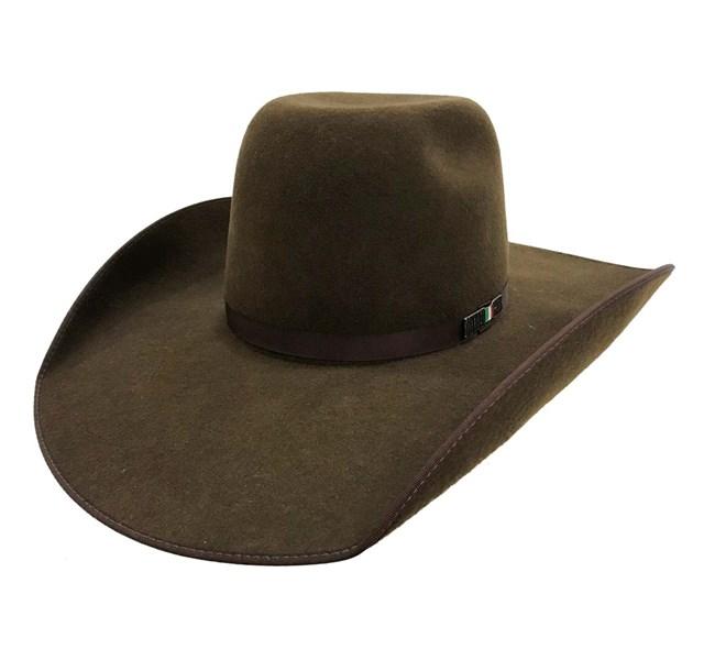 19bc3947cda Chapéu Mexican Hats Infantil Sanluis Jr. Café c/ Viés 449 - Crisecia