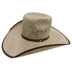 Chapéu Mexican Hats Lona Mescla Marrom Puebla-MH1101.4