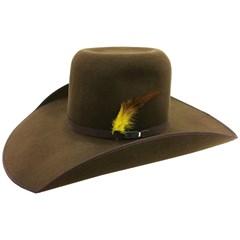 Chapéu Mexican Hats Monterrey Café com viés 412