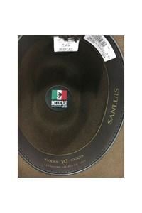 Chapéu Mexican Hats Sanluis Café com Viés 427