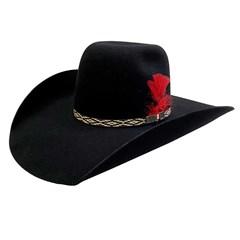 Chapéu Mexican Hats Sanluis Preto Banda Navajo 433