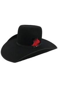 Chapéu Mexican Hats Sanluis Preto com Viés 427