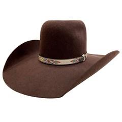 Chapéu Mexican Hats Tijuana I 413 Marrom Banda Navajo