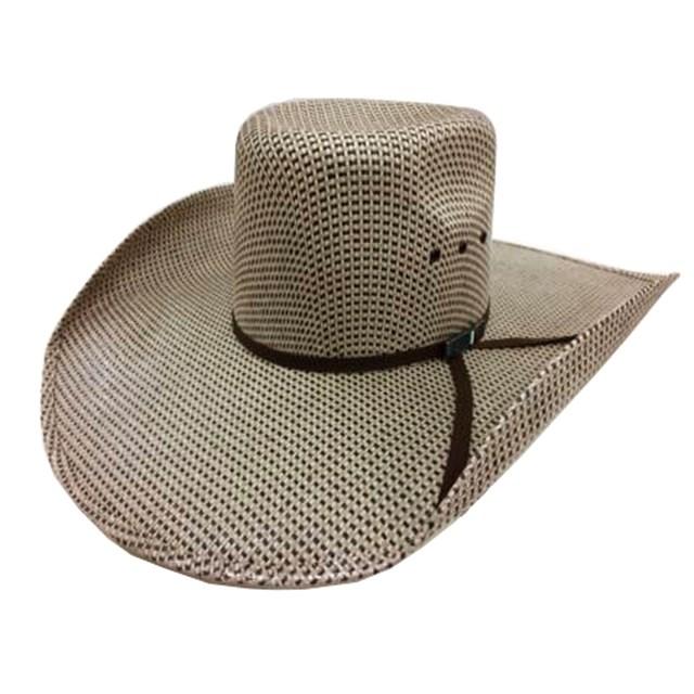Chapéu Mexican Hats Vera Cruz Lona Mescla Marrom