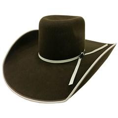 Chapéu Mexican Hats Vera Cruz Marrom/Bege MH2502
