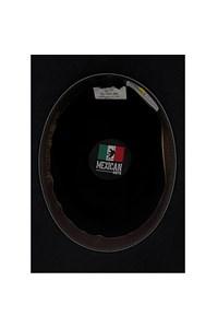 Chapéu Mexican Hats Vera Cruz Preto/Bege MH2501