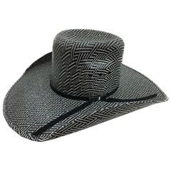 Chapéu Mexican Hats Vera Cruz Preto/Branco MH1300