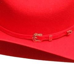 Chapéu Pralana Bareback Vermelho