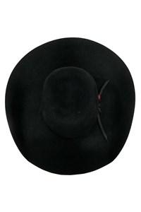 Chapéu Resistol 7x Chute 5 Long Oval Preto