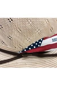 Chapéu Resistol Importado 20x Conley Bicolor Aba 12