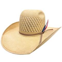 Chapéu Resistol Importado 20x Cougar Amarelo