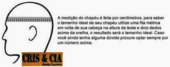 Chapéu Resistol Importado 20x Trace
