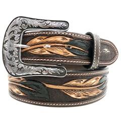 Cinto Arizona Belts Entalhado 7138