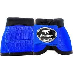 Cloche Boots Horse Azul/Preto em Neoprene BH-05