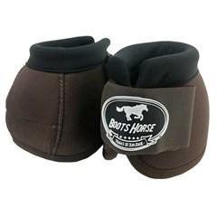 Cloche Boots Horse Marrom em Neoprene 3588 BH-05