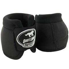 Cloche Boots Horse Preto em Neoprene 2428 BH-05