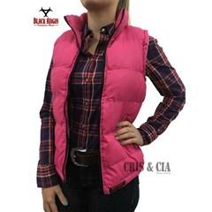 Colete Black Angus Feminino Pink ... 36d52c43fa4