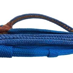 Corda Americana p/ Montaria Mista Direita Azul - Fábio Ribeiro