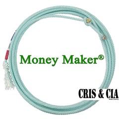 Corda Classic Money Maker 3 Tentos p/ Laço em Dupla