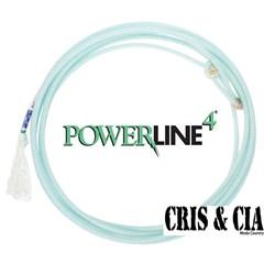 Corda Classic Power Line 4 Tentos p/ Laço em Dupla